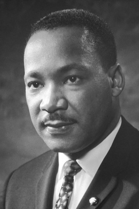 Martin Luther King, Jr. (1964)